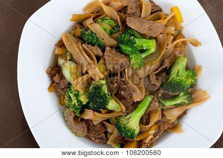 Beef Pad Sew Stir Fry
