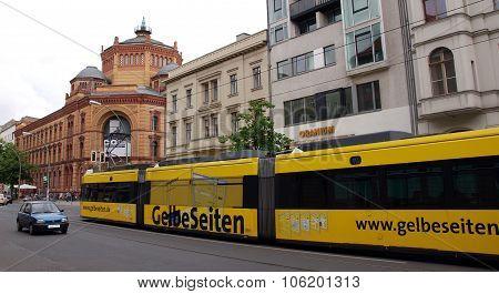 Berlin tramway