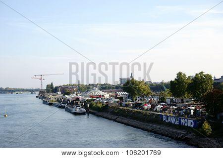 Plank North Mainz