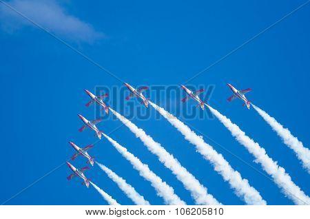 Patrulla Aguila Acrobatic Squad