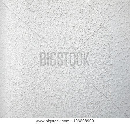 Clean Plastered Wall Background Texture