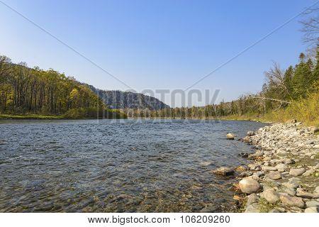 Mountain River .
