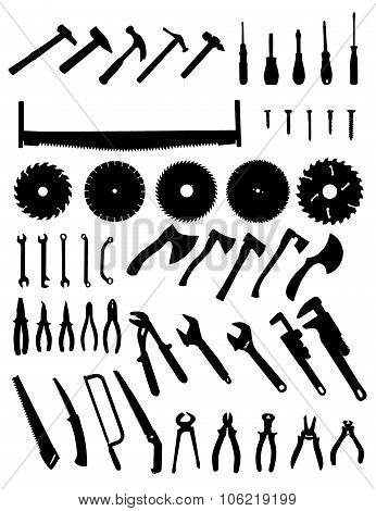 Tools silhouette set. Tools silhouette icons. Tools silhouette signs. Tools silhouettes web. Tools icons. Tools icons art. Tools icons web. Tools icons new. Tools icons www. Tools icons app