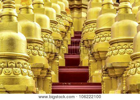 gloden Pagoda,Thailand
