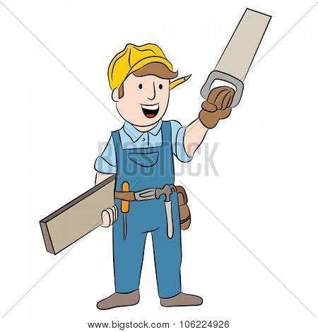An image of a construction worker.