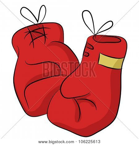 An image of a pair of boxing gloves.