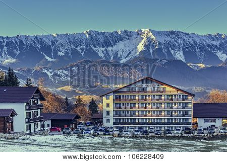 Cheile Gradistei Resort, Romania