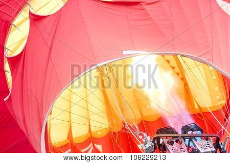 Colorful Of Balloon