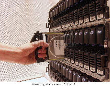Storage Area Networking