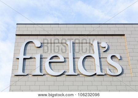 Field's shopping center in Copenhagen, Denmark