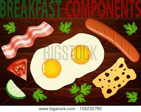 Breakfast Big Set 1