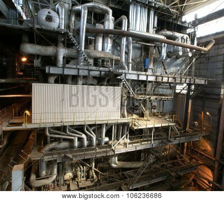 Old Dark, Dirty Factory