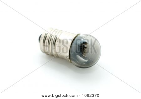 Tiny Blown Light Bulb