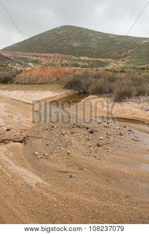 Landscape, Mikonos, Greece