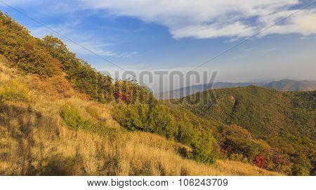 Spring On Ahsu Pass.azerbaijan