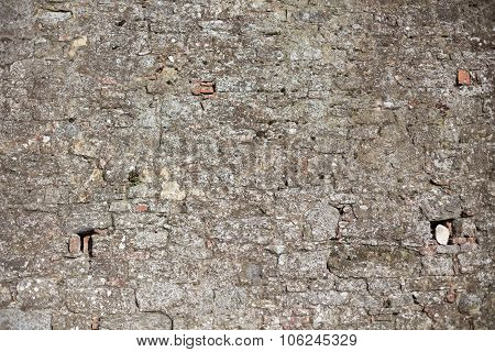 Old Textured Street Wall