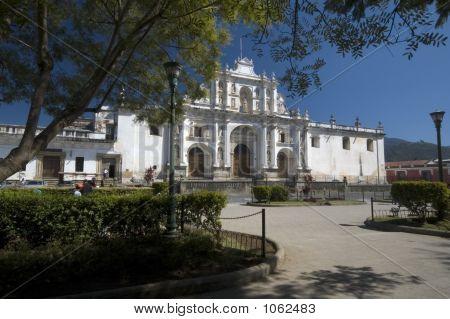 Catedral San José Antigua Guatemala