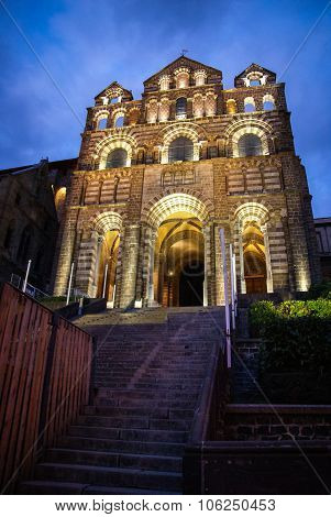 Cathedral, Le Puy, France