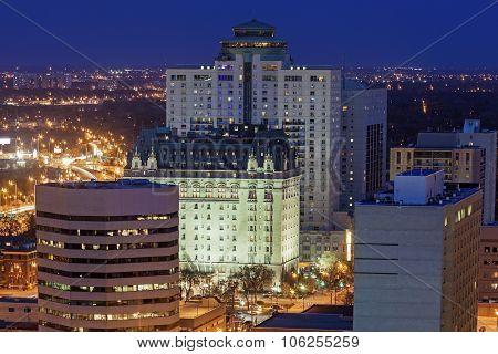 Winnipeg Modern Architecture