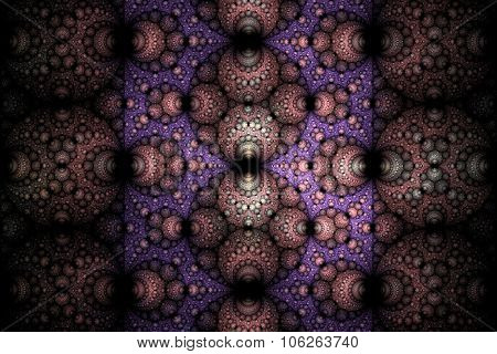 Abstract Fractal Spherical