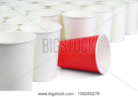 Different paper cup