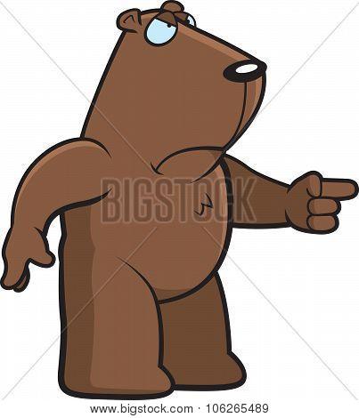 Angry Groundhog