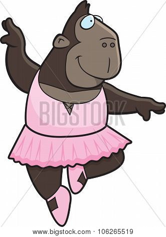 Ape Ballerina