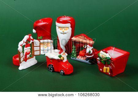 Candleholder Christmas Subjet C