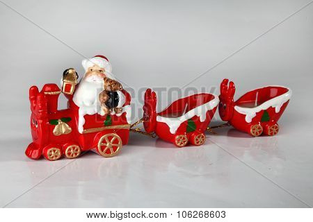 Candleholder Christmas Subjet F