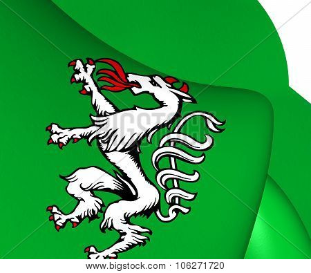 Styrian Banner Of Arms, Austria.