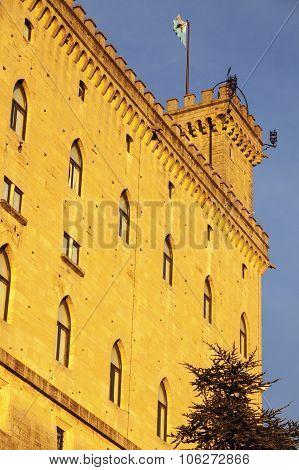 City Of San Marino Town Hall