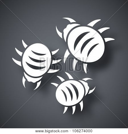 Vector Bugs Icon