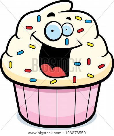 Cupcake Smiling
