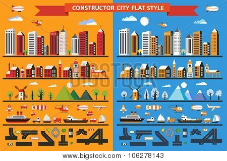 Constructor city
