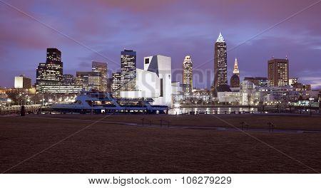 Cleveland Panorama