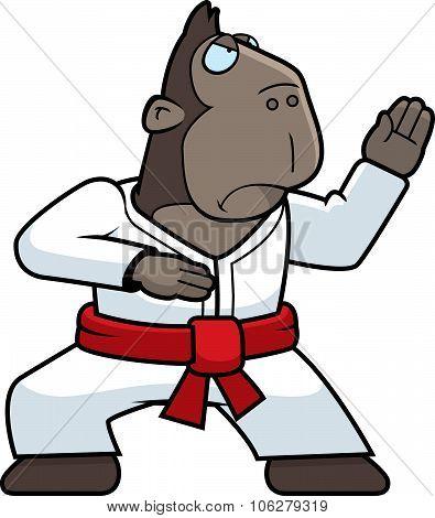 Karate Ape