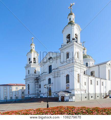 Holy Dormition Cathedral, Vitebsk, Belarus