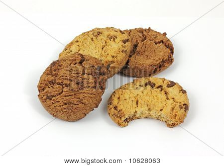 Cookies And Bite Plain Chocolate Chip Cookie