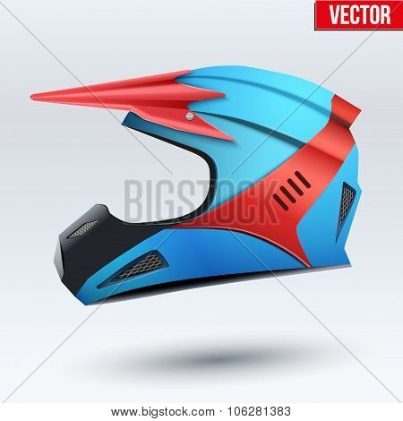 Original Motorcycle Helmet