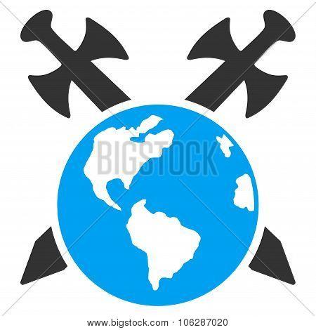Earth Swords Icon
