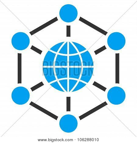 Global Web Icon