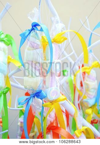christening sweets for kids
