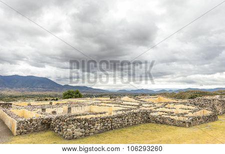 Yagul Archaeological Site, Oaxaca, Mexico