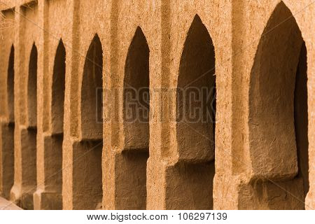 Inside A Moroccan Kasbah