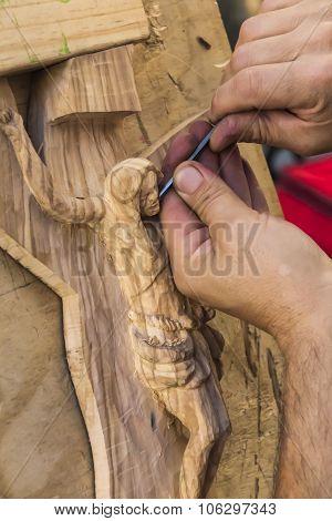 Stone Carvers