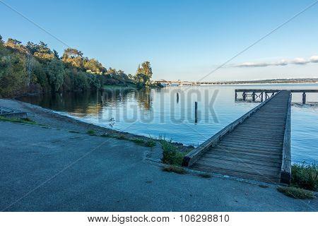 Lake Washington - Pier
