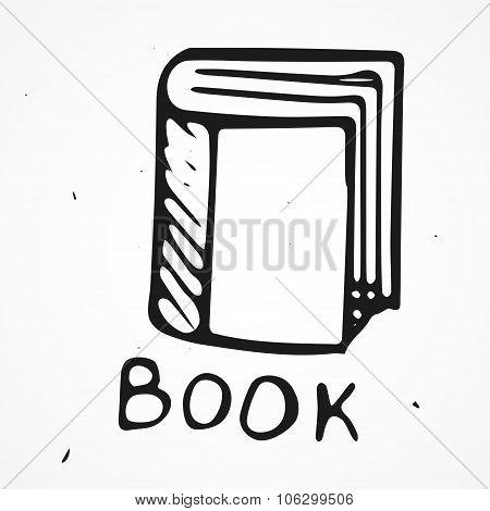 Hand Drawn Book