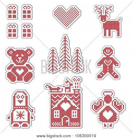 Scandinavian Style Icons