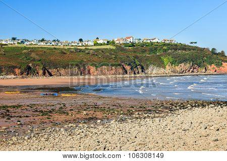 Broadsands Beach Devon