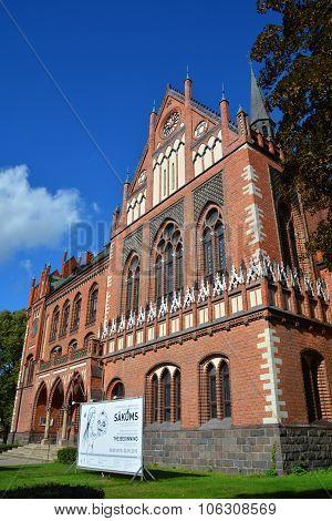 The Art Academy of Latvia